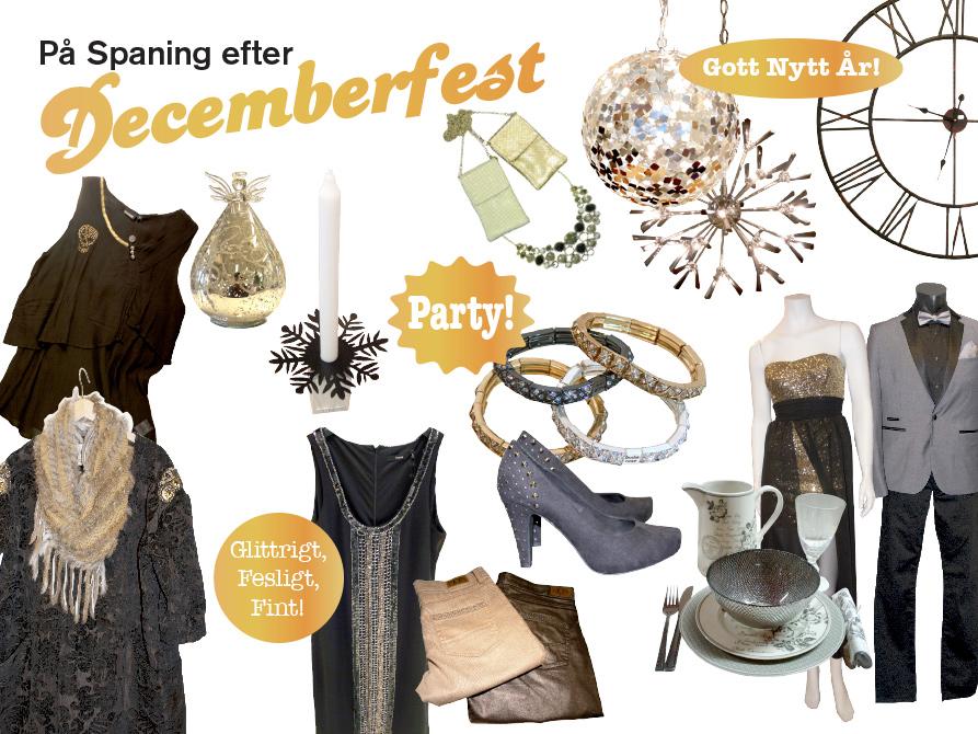 På spaning efter Decemberfest!