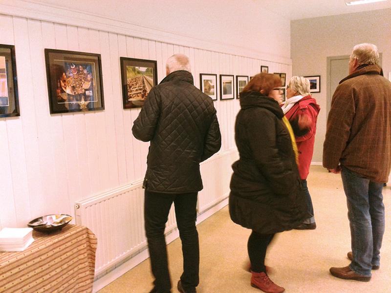 Foto- & konstutställning i Hästveda