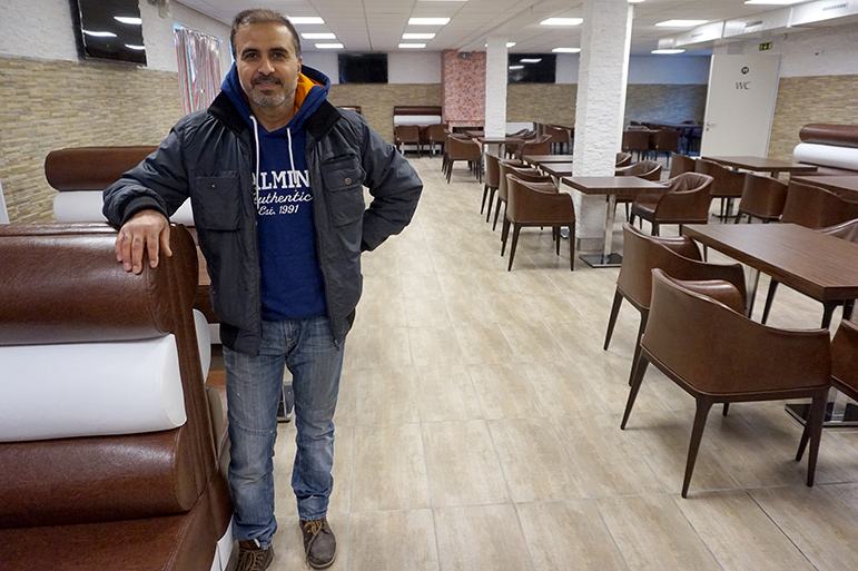 Familjerestaurang öppnar i Osby