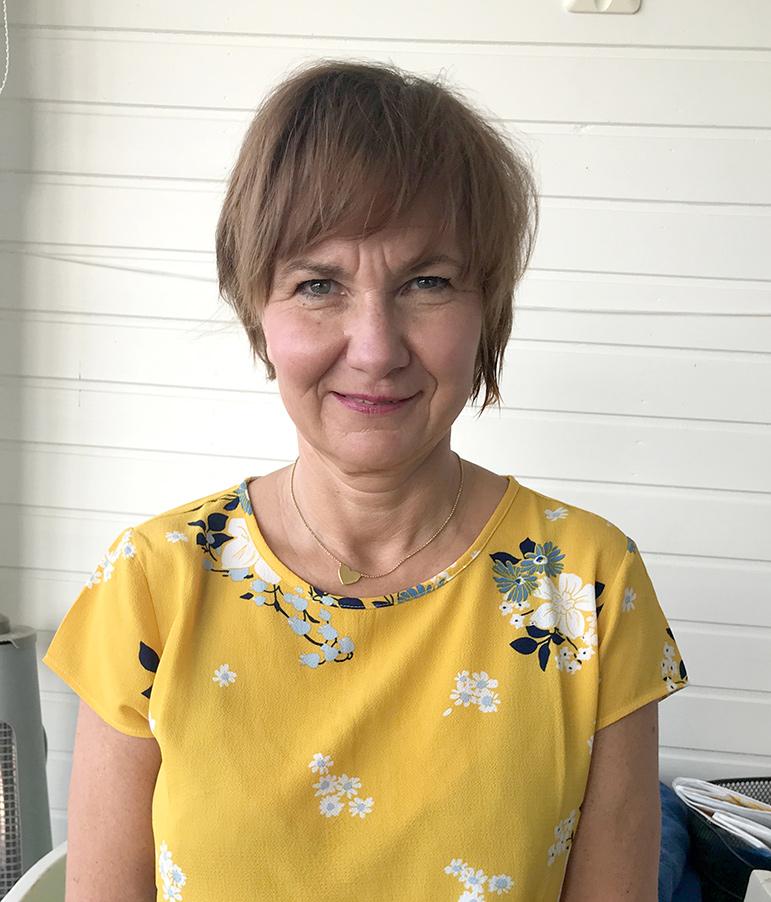 Hallå där…  Kultursekretare Anna Lundholm
