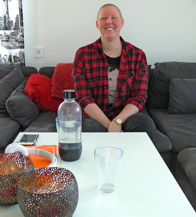 I´m Bald #fuckcancer