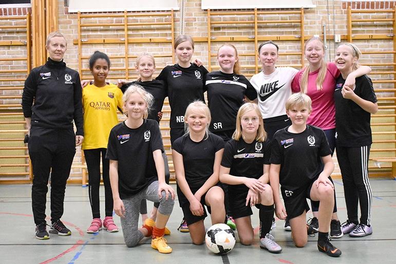 Fotboll och gemenskap – Broby If F 06/07