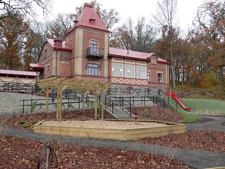 Återbruk av Missionshuset skapade ny förskola