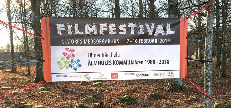 Filmfestivalen i Liatorp  är inte lik någon annan