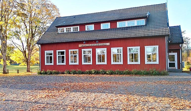 Boalts Bygde & Kulturförening sammanfattade sitt år