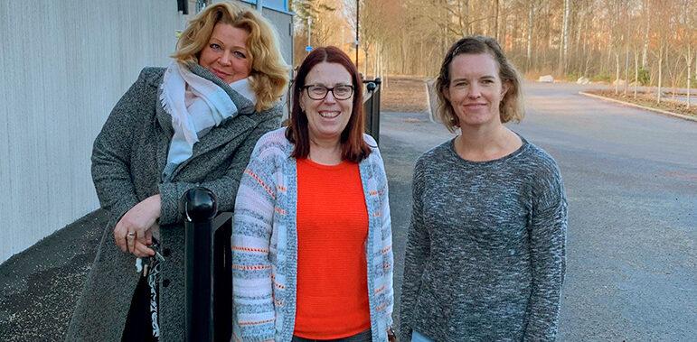 Haganässkolan anordnar Må Bra-dag