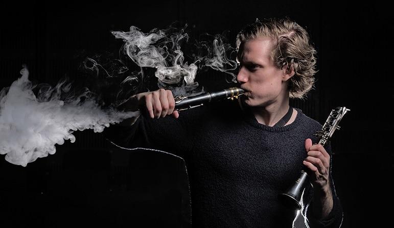 Duo Magnus & Stefan spelar i Osby