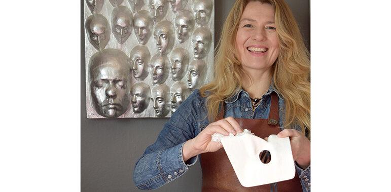 En utställning om masker