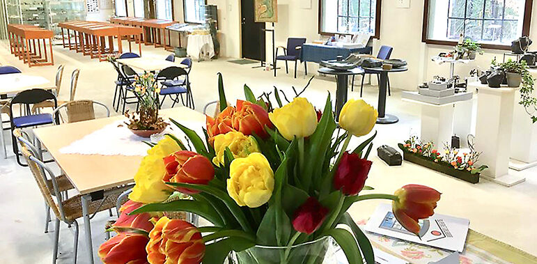 Konstfylld påsk i Sliperiet Gylsboda