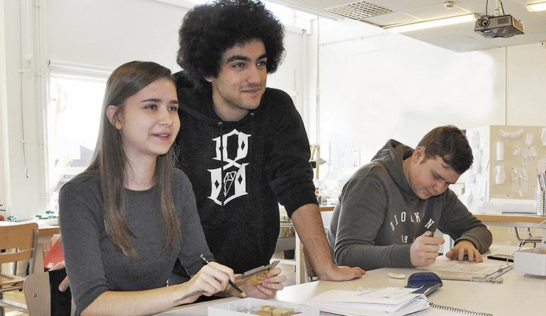 Ett unikt IB Diploma Program på Haganässkolan i Älmhult