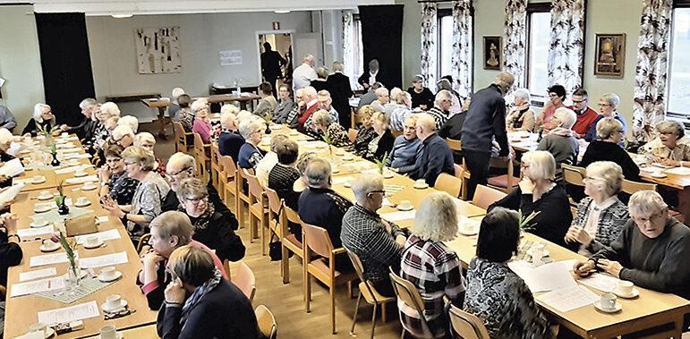 Musikquiz roade  vid PRO Knislinges sammankomst