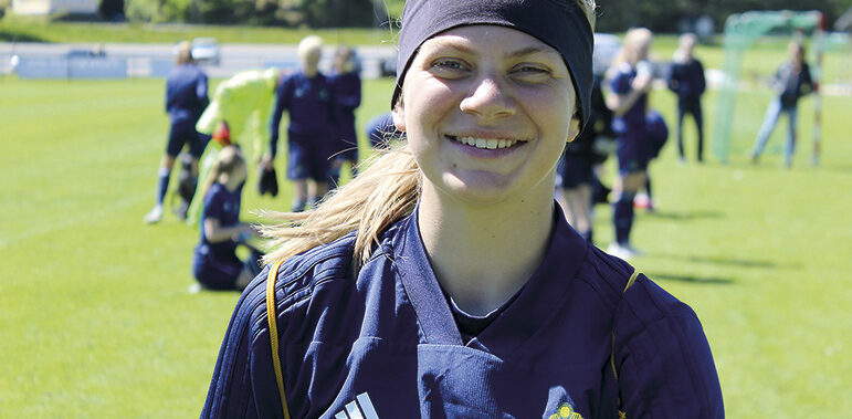 Nea  – en av Skånes bästa målvakter