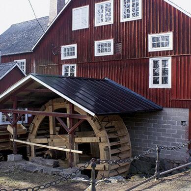 Osby Hembygdsförening visar  Ullspinneriet i Strömsborg